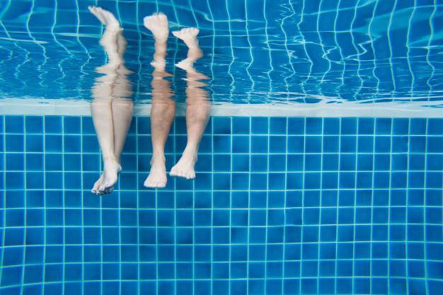 praticare nuoto