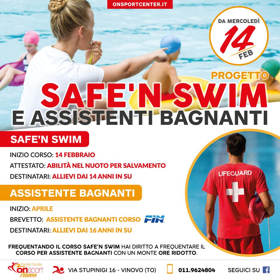 safe'n swim