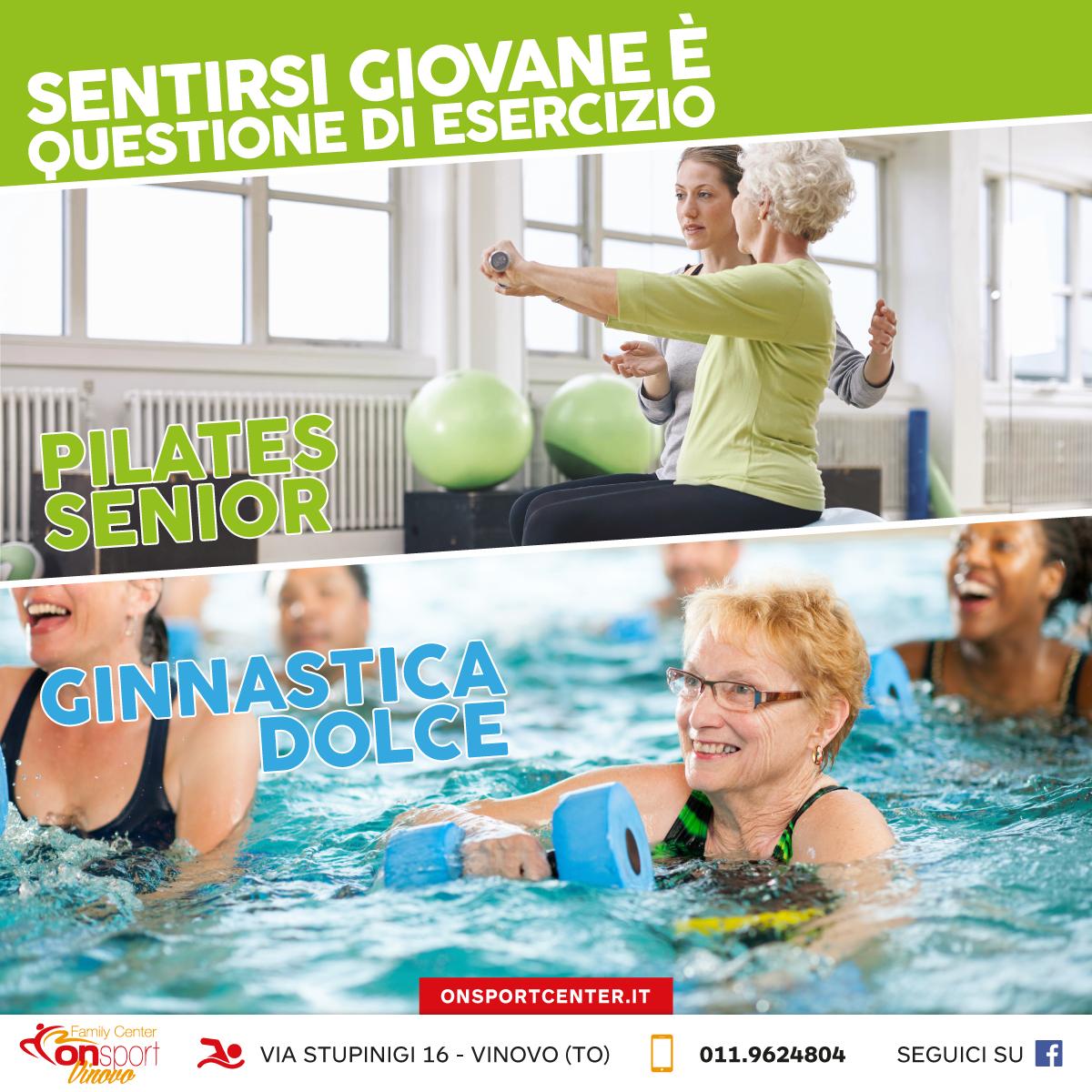 Ginnastica Dolce Senior