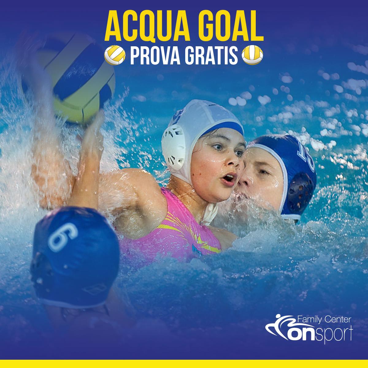 Prova Gratis Acqua Goal [Sestri Levante]