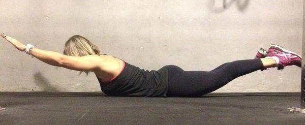 Colonna vertebrale estensione