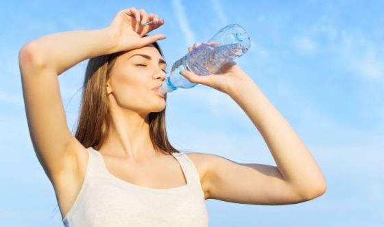 Bere acqua - OnSport