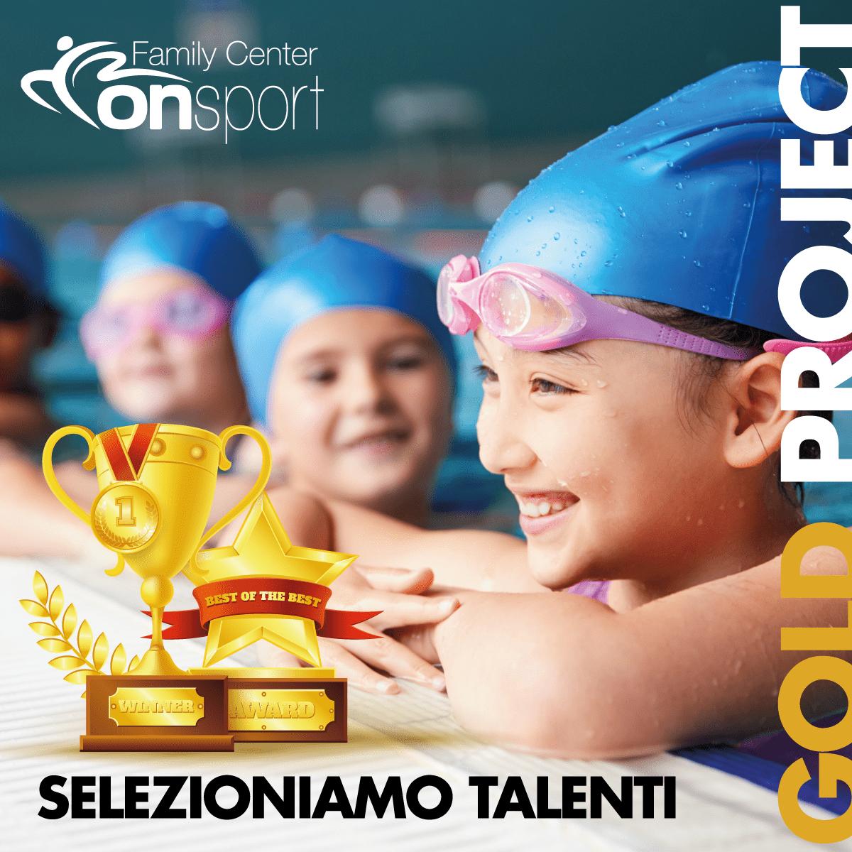 Gold Project - Selezioniamo talenti