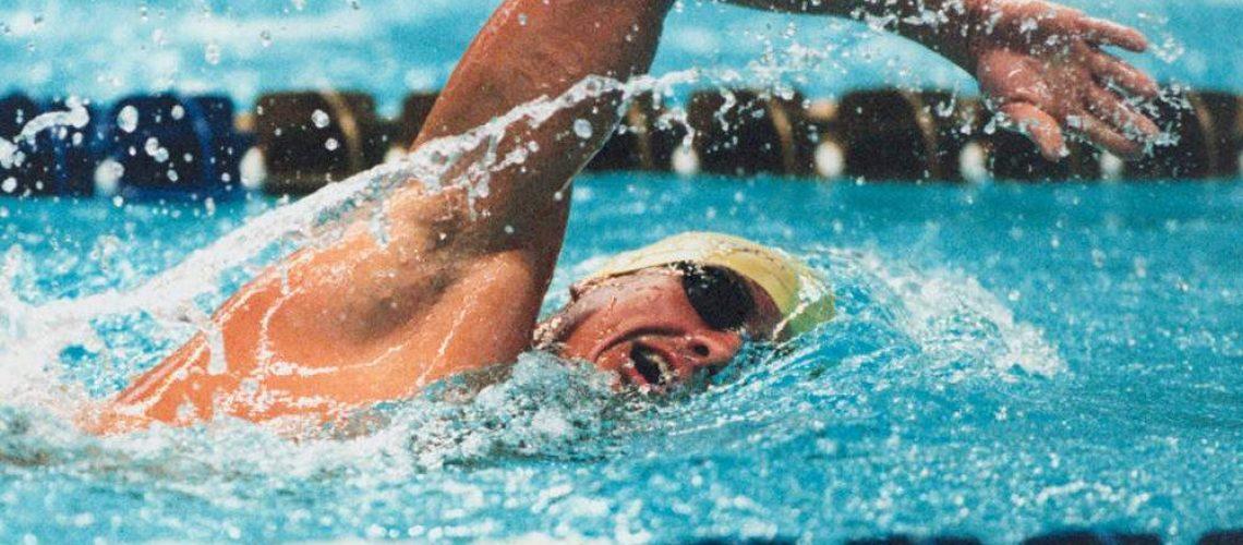 Ragazzo che nuota - OnSport