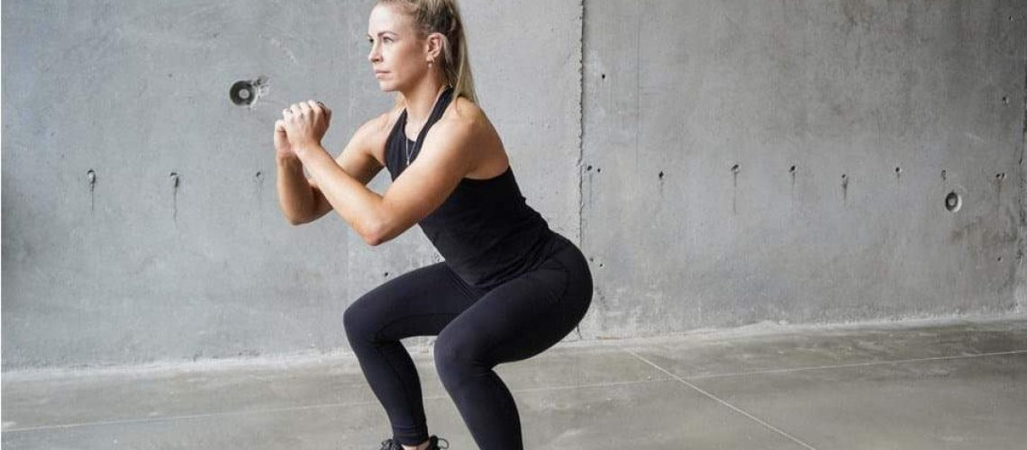 Esecuzione squat - OnSportCenter