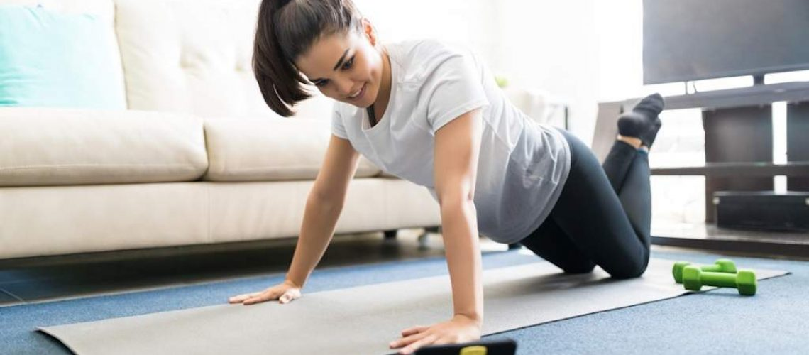 Pushup esecuzione