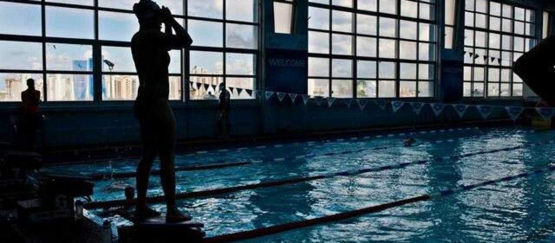 LEN European Championships Netanya 2015 Gian Mattia D'Alberto / lapresse Behind the scenes